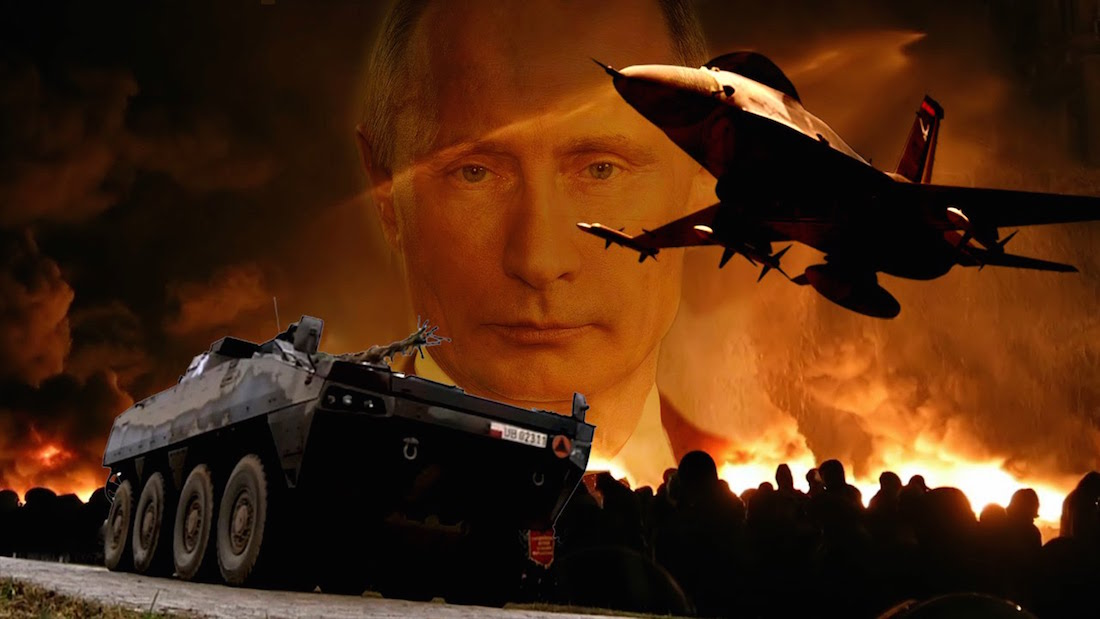 Russia destabilize the world