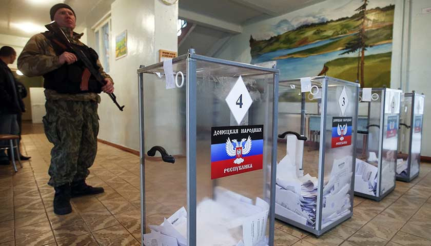 "World reaction to ""fake"" elections in Donbass. Briefly and to the point"