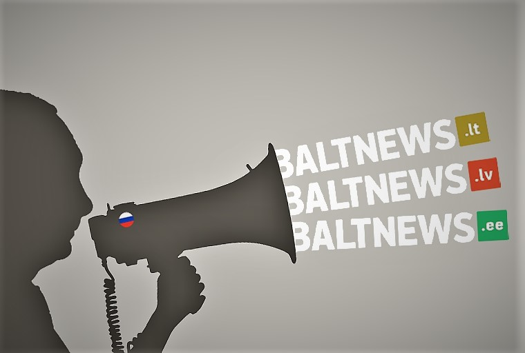 Latvia blocked Russian propagandist web site