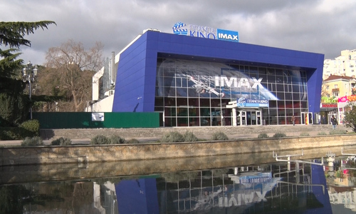 Canada reacted to the situation concerning IMAX activity in Crimea