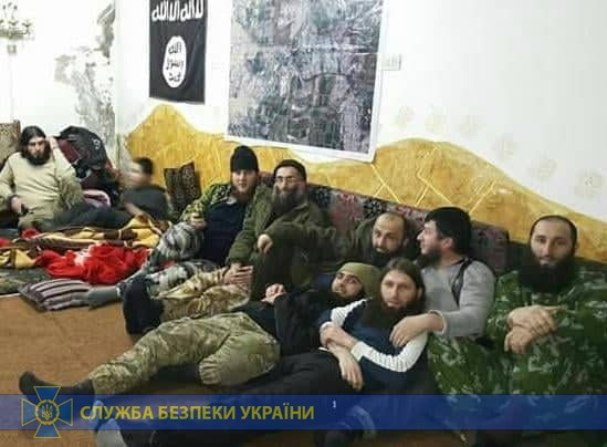The SBU: Senior Islamic State commander arrested in Ukraine